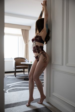 Jayleen thai massage in Dover, call girls