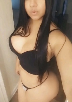 Khaila thai massage and busty live escort