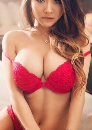 Neval thai massage in National City, busty escort girl